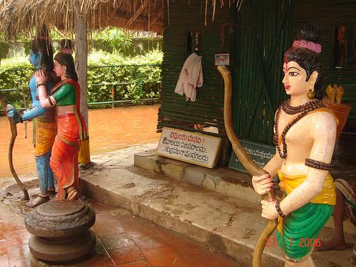 Parnashala, Bhadrachalam